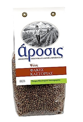 Arosis Small Lentils From Kastoria 500g Gr Eat