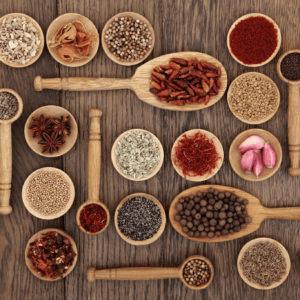 Urter & Krydderier