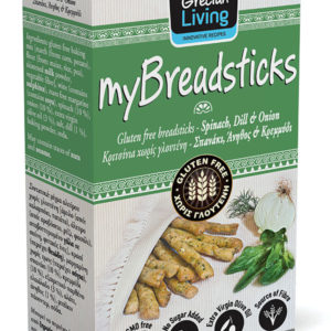myBreadsticks spinach dill onion