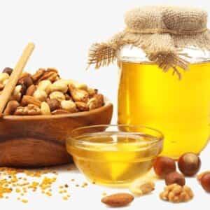 Honning & Nødder